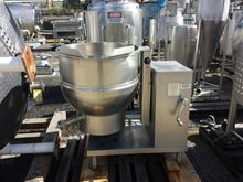 Kettle, 40 Gallon, S/st, Groen,