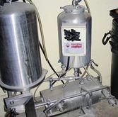 Filter, Pressure Leaf, 2 Sq m,