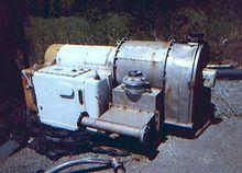Baker Perkins S-18 Centrifuge,