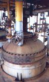 Reactor, 850 Gallon, S/st, 50 P