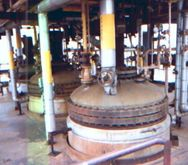 Used Reactor, 850 Ga