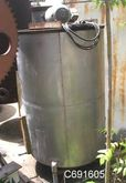 Used Tank, 500 Gallo