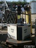 60PE-27-3 Forklift, Pallet Jack