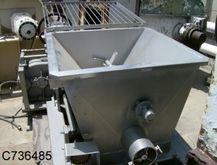 Used Extruder, Mixer
