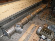 "Conveyor, Screw, 12"" X 12', S/s"