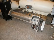 "Conveyor, Screw, 8"" X 5', S/st,"