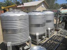 Used Tank, 211 Gallo