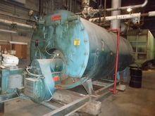 Used Boiler, 200 HP,