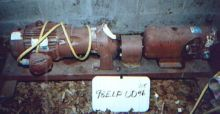 Pump, Lap, Lobeflo, 5 HP, 316 S