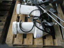 Mixer, Agitator, 2 HP, Sharpe M