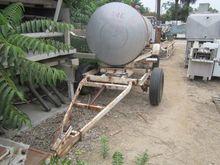 """Tank, 950 Gallon, S/st, 46"""" X 1"""