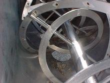 Mixer, Ribbon, 110 CF, S/st, 20
