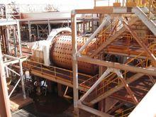 """Nordberg Mill, Ball, 14'9"""" X 24"""