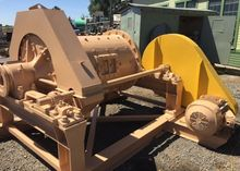 Used Mill, Ball, 3'