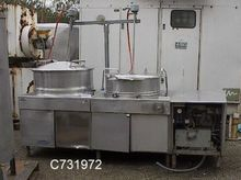 Kettle, 100 Gallon, S/st, Cleve