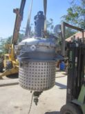 Reactor, 300 Gallon, S/st, Jkt,