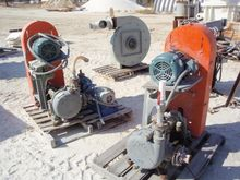 Pump, Centrif., 10 HP, Wilfley,