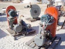 Pump, Centrif., 10 HP, Wilfley,
