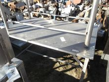 Used Table, S/st, 36