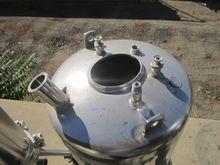 Tank, 16 Gallon, 316 S/st, Pope