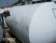 Tank, 4,000 Gallon, S/st, 8'x13