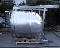 Kettle, 1,000 Gallon, S/st, Jkt