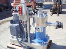 Used Mixer, High She