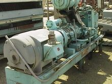 Compressor, Air, 150 HP, Davey,