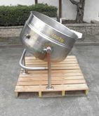 Kettle, 60 Gallon, S/st, Jkt, C