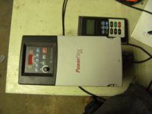 Motor, 7.5 HP, Allen Bradley, P