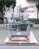 Filler, Bottle, Rotary, 6-Head,