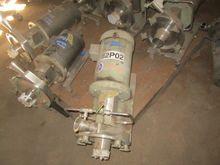Pump, Centrif., 7.5 HP, Fristam