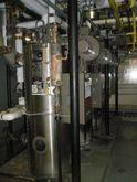 Boiler, 9.5 HP, Fulton, 100 PSI