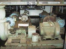 Pump, Centrif., 50 HP, 6 X 8, T