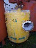 """Tank, 165 Gallon, S/st, 36"""" X 4"""