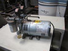 Pump, Vacuum, Gast, 1/3 HP, 115