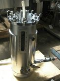 Reactor, 15 Gallon, S/st, Jkt,