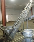 "Conveyor, Belt, 18"" x 14', S/st"