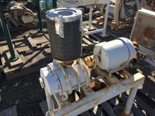 Used Blower, 5 HP, L