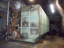 Used Boiler, 3,300 H