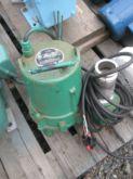 Pump, Sump, 1/2 HP, Hydromatic,