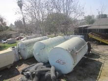 Tank, 16,000 Gallon, FRP, FB/DT