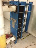 Heat Exchanger, Plate, 280 SF,