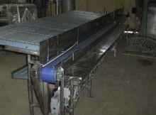 """Conveyor, Belt, 6"""" x 22', S/st,"""