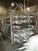 Pasteurizer, Tube-in-tube, Ross