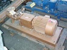 Pump, Centrif., 7.5 HP, C/st, 2