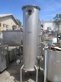 Tank, 100 Gallon, S/st, CE Howa