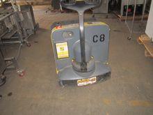 Used Forklift, Palle