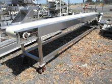 """Conveyor, Belt, 13"""" X 15'6"""", S/"""