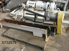 "Conveyor, Screw, 6"" x 5', C/st,"